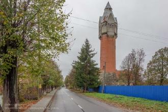 Водонапорные башни Калининградской области