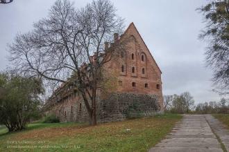 Багратионовск. Форбург замка Прейсиш Эйлау