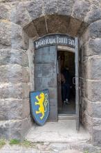 Выборгский замок. Музеи. Рыцарский зал