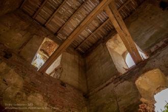 Башня Канта. Замок Гросс Вонсдорф. Калининградская область