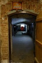 Янтарный замок. Подвал. Зал инквизиции