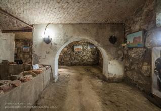 Янтарный замок. Калининградская область