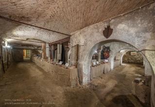 Янтарный замок. Калининградская область. Подвал