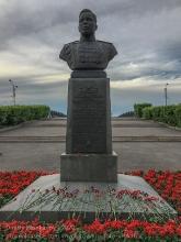Памятники Иркутска
