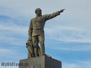Памятники Волгограда
