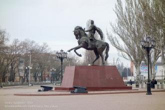 Князь М.С.Воронцов. Ейск. Краснодарский край