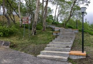 Парк Никольская сопка