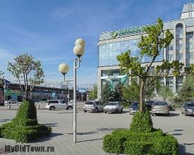 Фото деревьев (липы) на перекрестке улиц Коммунистической и  имени 13-й Гвардейской дивизии. Весна 2016 года
