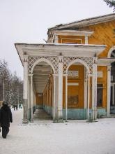 Фото кинотеатра Родина. 2007 год