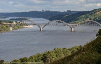 Стригинский железнодорожный мост