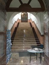 Петропавловск-Камчатский. Парадная лестница Морского собора