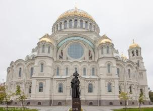 Никольский морской собор. Кронштадт