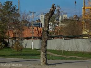 Собор Александра Невского в Волгограде. Апрель 2017 года