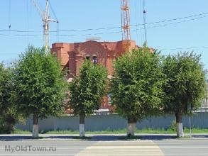 Собор Александра Невского в Волгограде. Август 2018 года