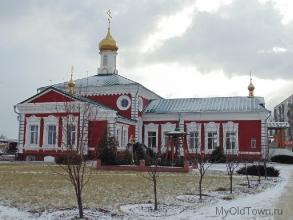 Церковь Параскевы Пятницы. Фото Волгограда