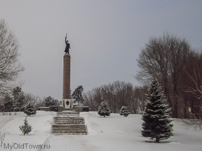 Часовня Памяти на площади Чекистов