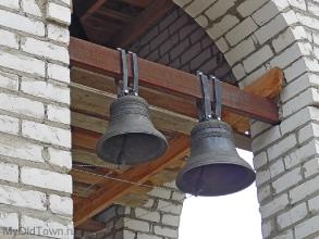 Церковь Петра и Павла. Село Лог