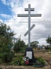 Церковь Петра и Павла в селе Черный Яр. Фото Поклонного креста