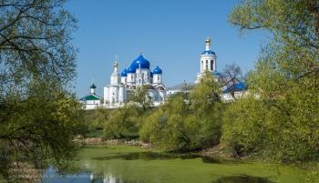 Свято-Боголюбский женский монастырь. Боголюбово. Владимирская область