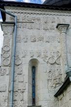 Резьба по камню. Украшение стен Георгиевского собора. Юрьев-Польский