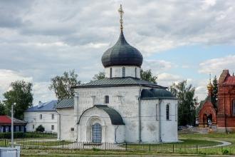 Юрьев-Польский. Георгиевский собор. Южный фасад