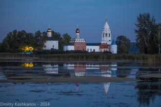 Свято-Троицкий Островоезерский монастырь. г. Ворсма. Богородский район