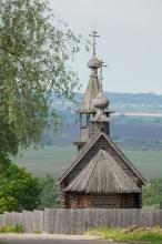 Часовня Архангела Михаила