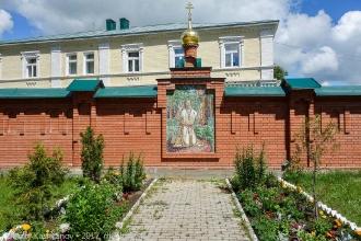 Покровский собор Абабковского монастыря