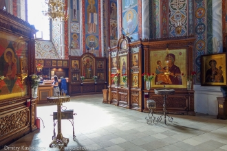 Собор Александра Невского. Нижний Новгород. Стрелка