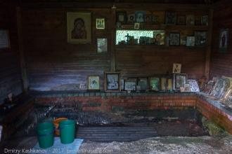 Часовня иконы Богоматери. Живоносный источник. д. Козловка
