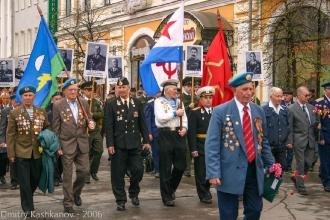 Парад Победы. 9 Мая 2006 года