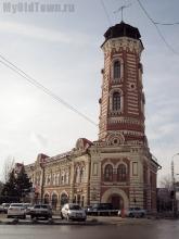 Пожарные части в Царицыне