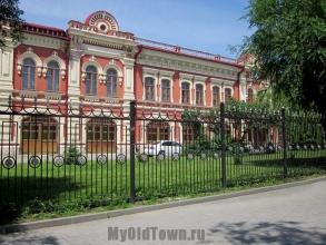 Первая пожарная часть Царицына. Фото Волгограда
