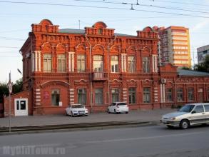Церковно-приходская Вознесенская школа. Фото Волгограда