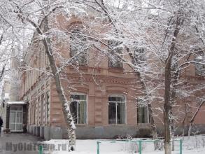 Начальная школа. Фото Волгограда