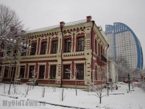 Школа Синагога. Фото Волгограда
