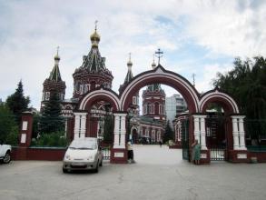 Волгоград. Казанский Кафедральный собор