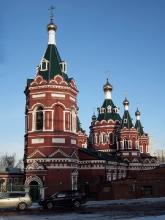 Казанский собор. Колокольня