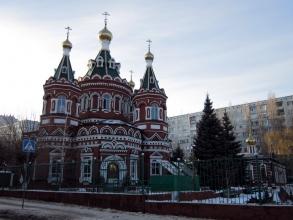Волгоград. Кафедральный собор Казанской иконы Божией Матери (Казанский собор)