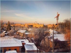 Советский район Волгограда. Фотографии