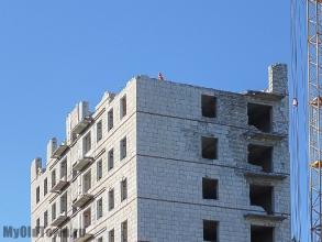 Волгоград Советский район. Демонтаж аварийного здания. Фото
