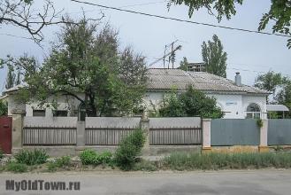 Ухтомского улица