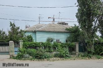 Улица Ухтомского дом 16. Волгоград. Фото