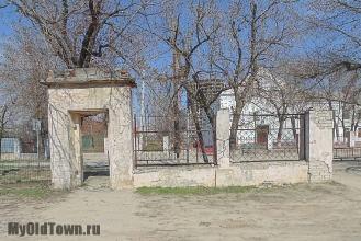 Улица Ухтомского. Волгоград. Фото