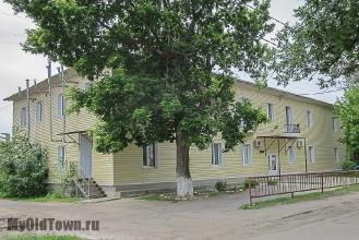 Улица Ухтомского дом 27. Волгоград. Фото