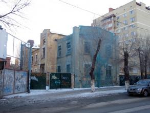 Улица Профсоюзная. Фото Волгограда