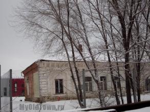 Улица Пугачёвская дом 7. Фото Волгограда