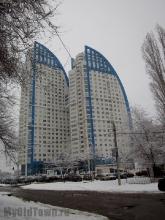 Жилой комплекс Волжские паруса. Фото Волгограда