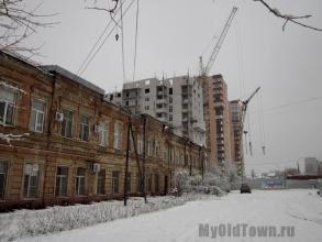Пугачевская улица