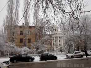 Улица Пугачёвская дом 1. Фото Волгограда